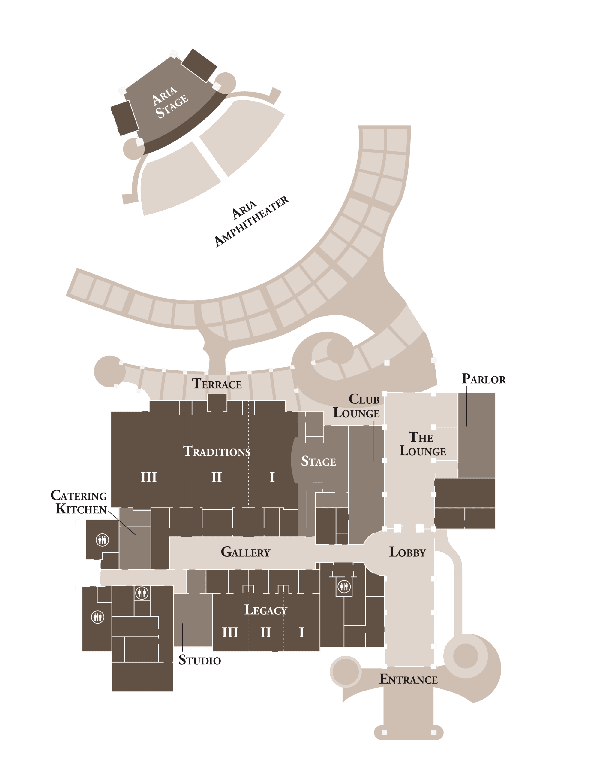 Legends Hall Floor Plan | Experience Southlake - Official Website