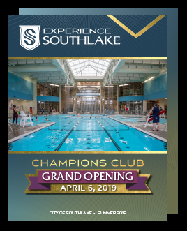 Experience Southlake Magazine Summer 2019 cover
